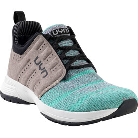 UYN Air Dual Tune Shoes Women, light grey/mint